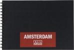 ,<b>Talens amsterdam acrylblok a4 oblong 250 gr 30 vel</b>
