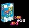 <b>Stf-pa9053</b>,Learning Kitds - Woordjes Hakken & Plakken (26 x 3)