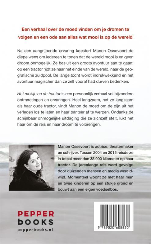 Manon Ossevoort,Het meisje en de tractor