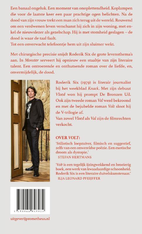 Roderik Six,Monster