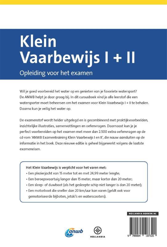 Eelco Piena,Klein Vaarbewijs I + II incl. cd-rom