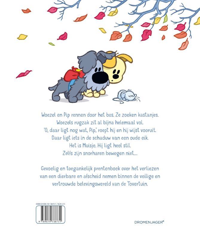 Guusje Nederhorst,Dag lief Muisje