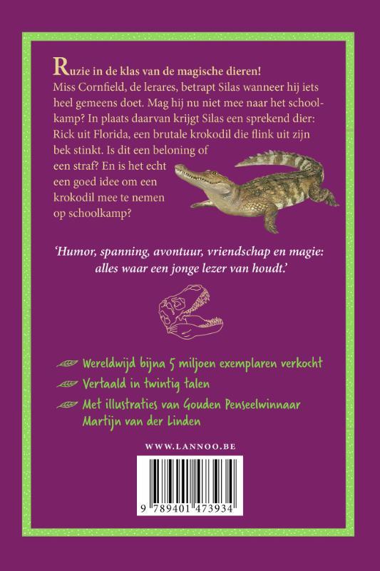 Margit Auer,De school van de magische dieren 4