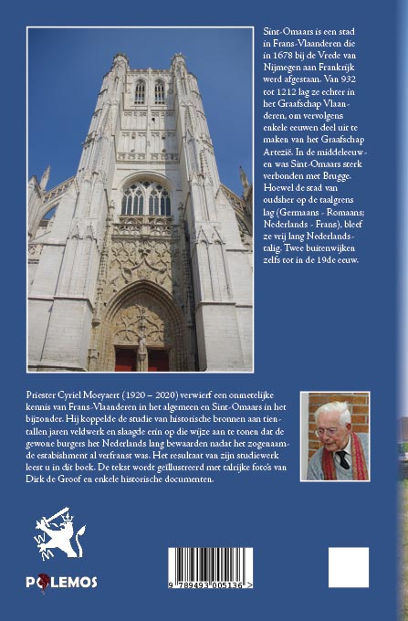 Cyriel Moeyaert,Het Nederlands in Sint-Omaars door de eeuwen heen