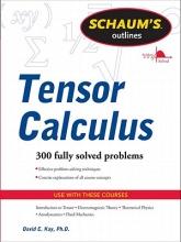 Kay, David C. Tensor Calculus