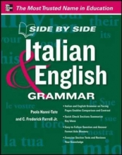 Nanni-Tate, Paola Side by Side Italian and English Grammar