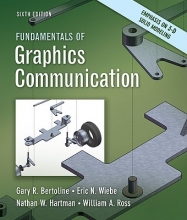 Bertoline, Gary Robert Fundamentals of Graphics Communication