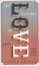 Nicole,Krauss History of Love