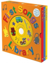 Priddy, Roger First Songs Library