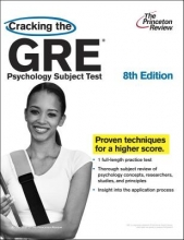 Jay, Meg Cracking the GRE Psychology Subject Test
