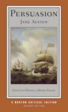 Austen, Jane Persuasion 2e (NCE)
