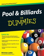 Leider, Nicholas Pool and Billiards For Dummies