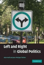 Noel, Alain Left and Right in Global Politics