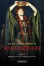 Grazia, Margreta De New Cambridge Companion to Shakespeare
