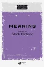 Mark Richard Meaning