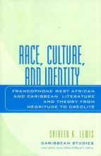 Lewis, Shireen K. Race, Culture, and Identity