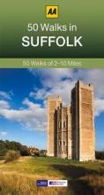 AA Publishing 50 Walks in Suffolk