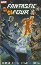 Hickman, Jonathan Fantastic Four 4