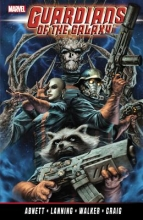 Abnett, Dan,   Lanning, Andy Guardians of the Galaxy 2