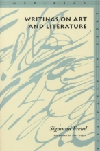 Freud, Sigmund Writings on Art and Literature