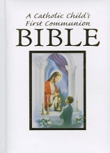Hoagland, Victor Fr Catholic Child`s Traditions First Communion Gift Bible-Nab-Boy