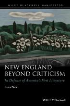 New, Elisa New England Beyond Criticism
