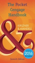 Kirszner, Laurie G. The Pocket Cengage Handbook, 2016 MLA Update, Spiral Bound Version