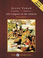 Verne, Jules 800 Leagues on the Amazon