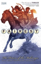 Williams, Sean E. Fairest 3