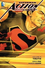 Pak, Greg,   Kuder, Aaron Superman Action Comics 8