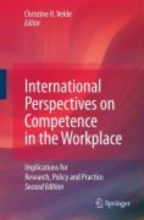 Christine R. Velde International Perspectives on Competence in the Workplace