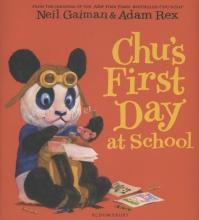 Gaiman, Neil Chu`s First Day at School