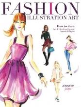 Lilya, Jennifer Fashion Illustration Art
