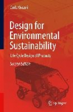 Carlo Arnaldo Vezzoli Design for Environmental Sustainability