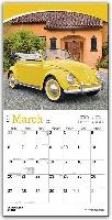 Volkswagen Beetle 2016 Calendar