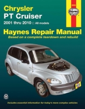 Haynes Publishing Chrysler PT Cruiser