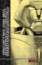 Roche, Nick Transformers: the Idw Collection 6