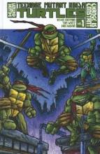 Eastman, Kevin  Eastman, Kevin,   Waltz, Tom,   Waltz, Tom Teenage Mutant Ninja Turtles 1