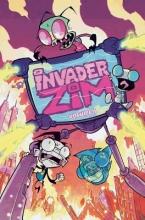 Vasquez, Jhonen,   Trueheart, Eric Invader Zim 1