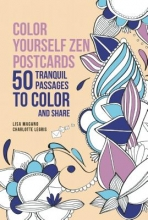 Magano, Lisa,   Legris, Charlotte Color Yourself Zen Postcards