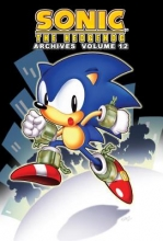 Sonic Scribes Sonic the Hedgehog Archives, Volume 12