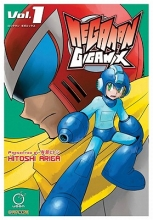 Ariga, Hitoshi Mega Man Gigamix, Volume 1