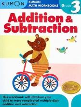 Publishing Kumon Grade 3 Addition & Subtraction