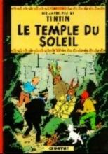Herge Les Aventures de Tintin 14. Le temple du soleil