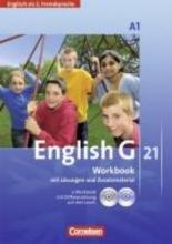 English G 21. 2. Fremdsprache. Ausgabe A 1. Workbook mit CD (e-Workbook) und CD