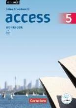 Seidl, Jennifer,   Toal, Eleanor,   Rademacher, Jörg English G Access Abschlussband 5: 9. Schuljahr - Allgemeine Ausgabe - Workbook mit Audios online