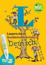 Hoppenstedt, Gila,   Richardson, Karen Langenscheidt Grundschulwörterbuch Deutsch - Buch mit BOOKii-Hörstift-Funktion