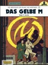 Jacobs, Edgar-Pierre Die Abenteuer von Blake und Mortimer 03. Das Gelbe M