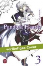 Mochizuki, Jun Pandora Hearts 03