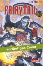 Mashima, Hiro Fairy Tail 23
